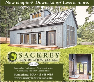 New Chapter? Downsizing? Less is More!