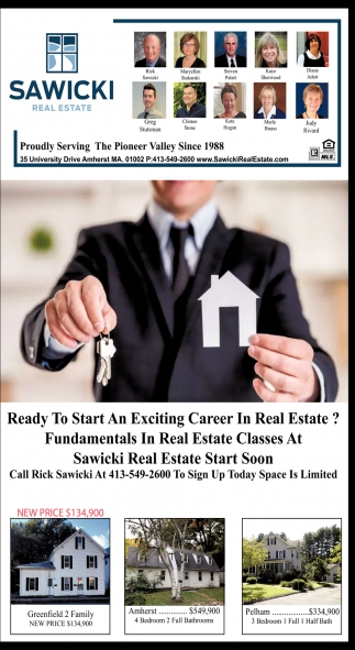 Fundamentals in Real Estate Classes