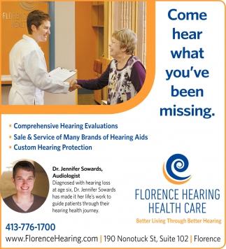 Hearing Health Care