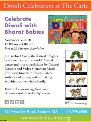Diwali Celebration at The Carle