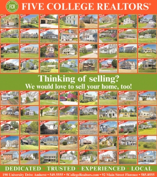 Thinking of Selling?