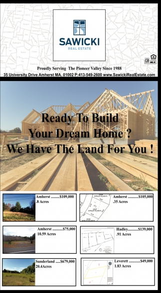 Ready to Build Your Dream Home?
