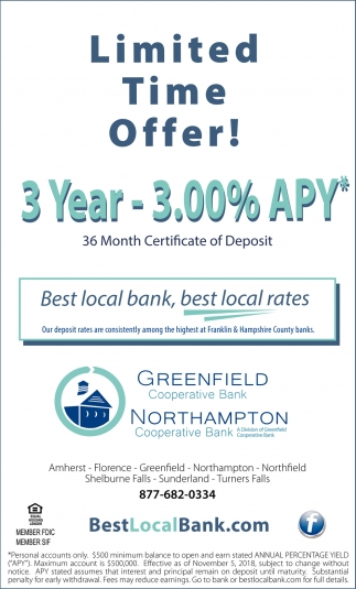 Best Local Bank, Best Local Rates