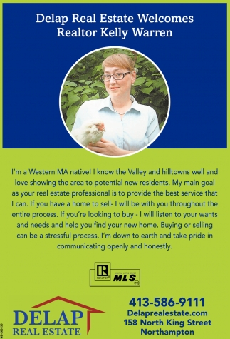 Realtor Kelly Warren