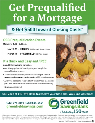 Get Prequalified for a Mortgage