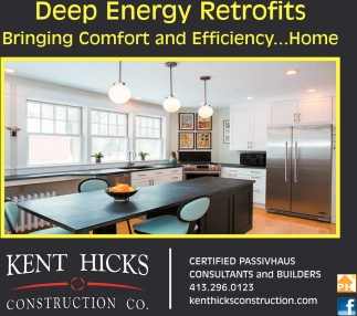 Deep Energy Retrofits