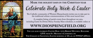 Celebrate Holy Week & Easter