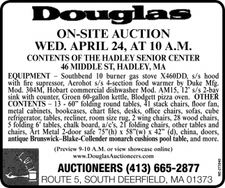 On-Site Auction