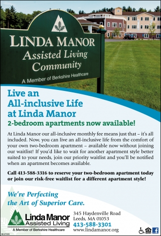 All-Inclusive Life at Linda Manor