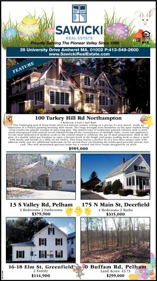100 Turkey Hill Rd