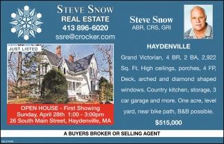Steve Snow